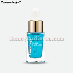 CARENOLOGY 95 RE:BLUE Night Facial Oil mini 15ml