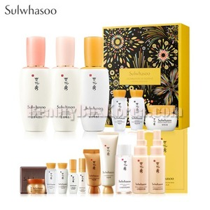 SULWHASOO First Care Activating Serum EX Set 16items[Celebration of Festive5 Holiday Collection]