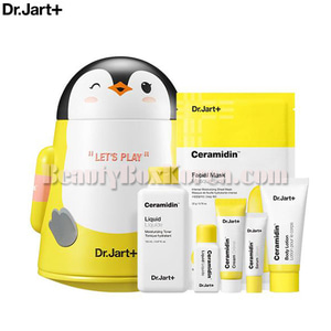 DR.JART+ Ceramidin Liquid Play Special Set 6items[Holiday Limited]