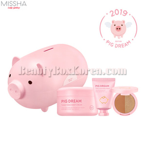 MISSHA Pig Dream Kit 4items[2019 Pig Dream][Online Excl.]