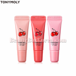 TONYMOLY x KIRSH Fruits Shot Choc Choc Lip Care 8g