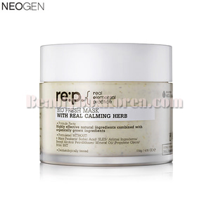 NEOGEN RE:P Bio Fresh Mask With Real Calming Herb 130g,NEOGEN