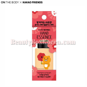 ON THE BODY KAKAO FRIENDS Hand Essence Ryan 30ml
