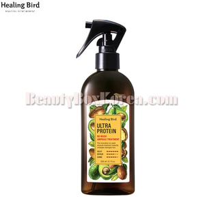 HEALING BIRD Ultra Protein No Wash Ampoule Treatment 200ml