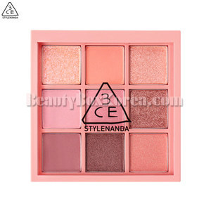 3CE Multi Eye Color Palette #Beach Muse 8.2g [Mood For Blossom]