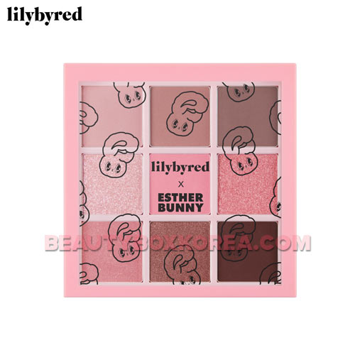 LILYBYRED X ESTHER BUNNY Mood Cheat Kit #02 Pink Sweets 8g