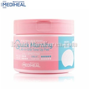 MEDIHEAL Quick Morning All-In-One Tone Up Pad 113g 60ea