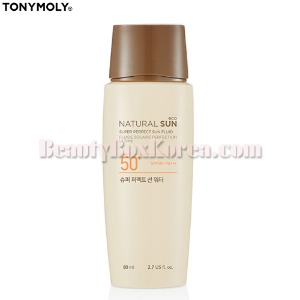 THE FACE SHOP Natural Sun Super Perfect Sun Water SPF50+ PA+++ 80ml