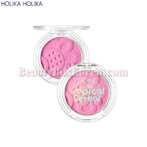 TONYMOLY Tropical Cereal Cereal ring Blusher 6g [Sweet Edition]