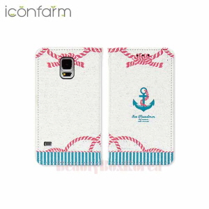 ICONFARM 4Items Naval Bundle Book Diary Phone Case,ICONFARM ,Beauty Box Korea