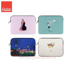 "ALL NEW FRAME Notebook Pouch Collection(Laptop Sleeve) 11"" 1ea,ALL NEW FRAM ,Beauty Box Korea"