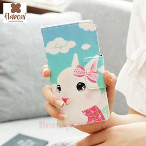 FLABONI Aigel Wallet Phone Case,FLABONI ,Beauty Box Korea