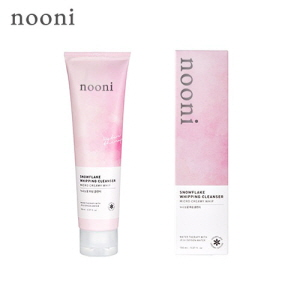 MEMEBOX NOONI Snow Flake Whipping Cleanser 150ml, NOONI