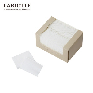 LABIOTTE Makers Multi Cotton Pads 80ea,Beauty Box Korea