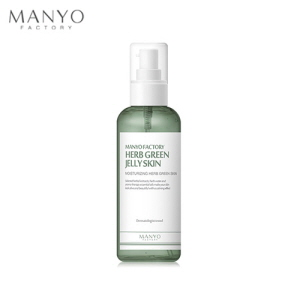 MANYO FACTORY Herb Green Jelly Skin 150ml, MANYO FACTORY