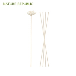 NATURE REPUBLIC Forest Therapy Diffuser Reed Stick Flower 5ea, NATURE REPUBLIC