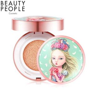 BEAUTY PEOPLE Absolute Radiant Girl Cushion Foundation 18g, Beauty People