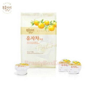 BOKUMJARI Citron Tea Portion 390g