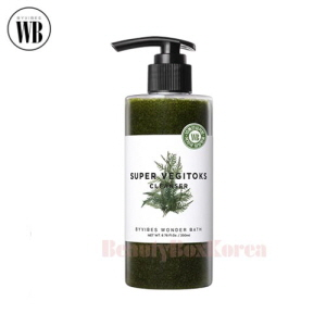 BYVIBES WONDER BATH Super Vegitoks Cleanser 200ml,BYVIBES Wonder Bath