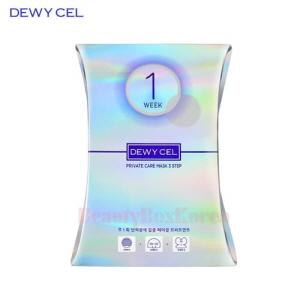 DEWYCEL Private Care Mask Sheet 35g