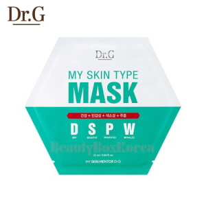 DR.G My Skin Type Mask 25ml (DSPW)