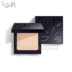 EGLIPS Cover Powder Pact SPF50+PA+++ 10g