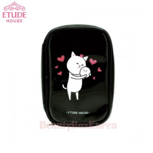 ETUDE HOUSE Sugar and Jam Sweet Pouch Black 1ea
