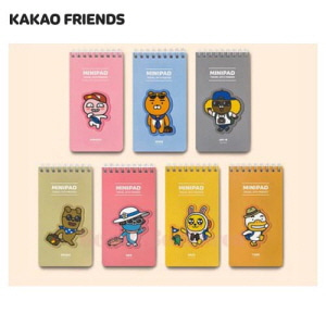 KAKAO FRIENDS Travel Mini Pad 1ea