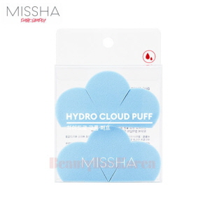 MISSHA Hydro Cloud Puff 1set