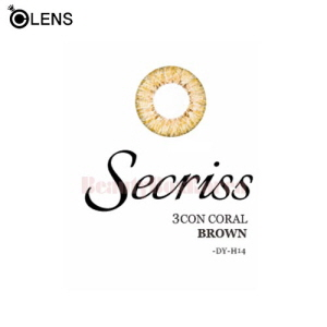 OLENS Secriss Coral Brown 1pack