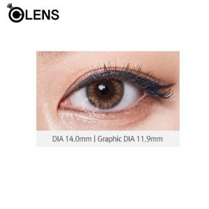 OLENS Spanish Brown 1day 10p