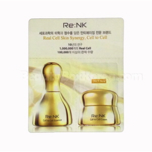 [mini]Re:NK Cell to Cell Essence 1ml & Cell to Cell Cream 1ml*10ea, Re:NK