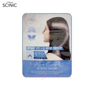 SCINIC Hair Care Steam Pack 15ml+7ml