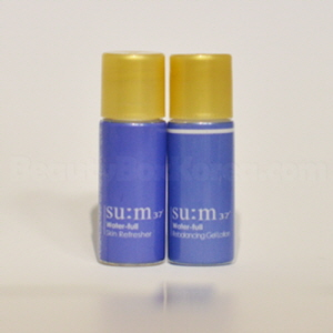 [mini]SU:M37 Waterfull Skin Refresher 6ml & Waterfull Reblancing Gel Lotion 5ml Set, Su:m37