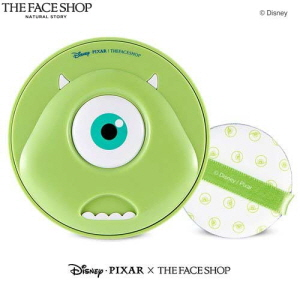 THE FACE SHOP Mike CC Long Lasting Cushion (Disney Collaboration) 15g, THE FACE SHOP