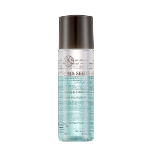 THE FACE SHOP Chia Seed Fresh Lip & Eye Make-Up Remover 110ml, THE FACE SHOP