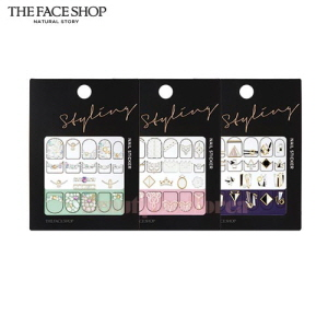 THE FACE SHOP Styling Nail Sticker 1ea