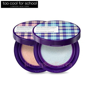 TOO COOL FOR SCHOOL Cica Sun Cushion SPF50+PA++++ 12g