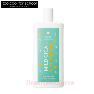 TOO COOL FOR SCHOOL Mild Cica Sun Lotion SPF50+ PA++++ 100ml