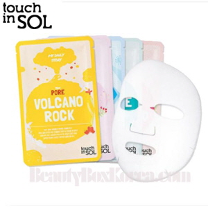 TOUCH IN SOL daily story mask pack 20g, TOUCH IN SOL