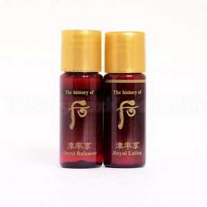 [mini]The History of Whoo Jinyul Balancer 6ml & Jinyul Lotion 6ml Set, THE HISTORY OF WHOO