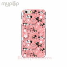 MYPOP 4Items Spring Hard Phone Case,MYPOP,Beauty Box Korea