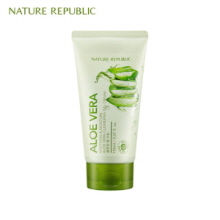 NATURE REPUBLIC Soothing & Moisture Aloe Vera Cleansing Gel Cream 150ml, NATURE REPUBLIC