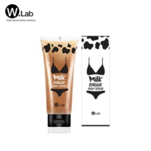 W.LAB Milk Bubble Body Scrub 200ml, TOO COOL FOR SCHOOL