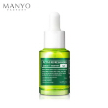 MANYO FACTORY Active Refresh Herb Special T Treatment Oil 15ml, MANYO FACTORY