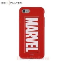 SKIN PLAYER 4Items Marvel Slim Protect Phone Case,Beauty Box Korea