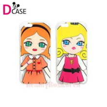 D-CASE 5Item Talk Dolls Clear Jelly Phone Case,D-CASE ,Beauty Box Korea