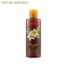 NATURE REPUBLIC Hawaiian Glam Body Tanning Oil 200ml, NATURE REPUBLIC