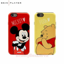 SKIN PLAYER 6Items Disney Protect Name Star Phone Case,SKIN PLAYER,Beauty Box Korea