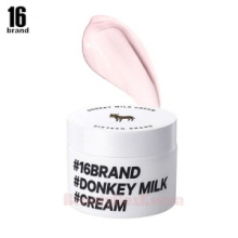 16 BRAND Donkey Milk Cream 50ml